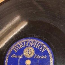 Discos de pizarra: DISCO 78 RPM - VICENTE SOLER - REPÚBLICA - FERMÍN GALÁN - HÉROE DE JACA - PIZARRA. Lote 267510944