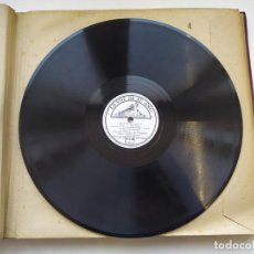 Discos de pizarra: DISCO GRAMOPHONO PIZARRA 78RPM-PETROUCHKA STRAVINSKY-. Lote 267835754