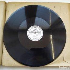 Discos de pizarra: DISCO GRAMOPHONO PIZARRA 78RPM-SINFONIA Nº104 EN RE MAYOR HAYDN MOVIMIENTO 1º-. Lote 267836194