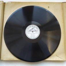 Discos de pizarra: DISCO GRAMOPHONO PIZARRA 78RPM-SINFONIA Nº104 EN RE MAYOR HAYDN MOVIMIENTO 2º-. Lote 267836219