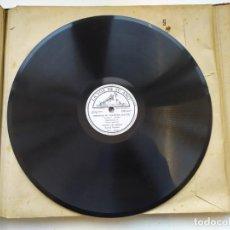 Discos de pizarra: DISCO GRAMOPHONO PIZARRA 78RPM-SINFONIA Nº104 EN RE MAYOR HAYDN MOVIMIENTO 3º Y 4º-. Lote 267836289