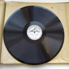 Discos de pizarra: DISCO GRAMOPHONO PIZARRA 78RPM-CONCIERTO PARA VIOLIN EN RE MAYOR BEETHOVEN MOVIMIENTO 3º-. Lote 267836444