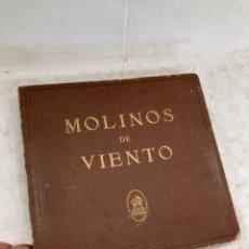 Discos de pizarra: ALBUM CON DISCOS DE GRAMOFONO!. Lote 269118668