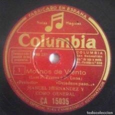 Discos de pizarra: 4 DISCOS DE PIZARRA 30 CMS. MOLINOS DE VIENTO. Lote 269704908