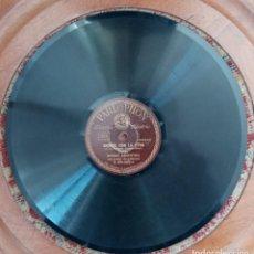 Discos de pizarra: DISCO PIZARRA PARLOPHON. IMPERIO ARGENTINA. Lote 270593143