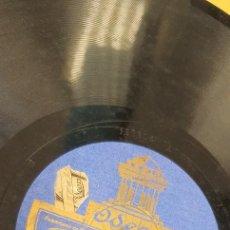 Discos de pizarra: DISCO 78 RPM - CORAL MIERENSE - ASTURIAS - REINERIO GARCÍA - CANCIÓN DE MARINEROS - PIZARRA. Lote 271009353