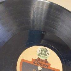 Disques en gomme-laque: DISCO 78 RPM - GAITERO DE LIBARDÓN - ASTURIAS - PANADERA / LA FAROLA DE GIJÓN - PIZARRA. Lote 271012918