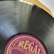 Discos de pizarra: DISCO 78 RPM - JOSÉ MARTÍNEZ BOTÓN - ASTURIAS - PASÉ EL PUERTO DE PAJARES / TENGO DE SUBIR - PIZARRA. Lote 271015593