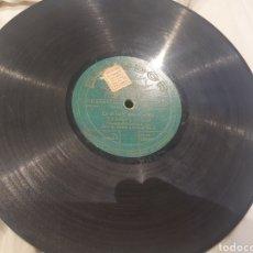 Discos de pizarra: 78 RPM MONTAÑESA CANTABRIA. Lote 272475038
