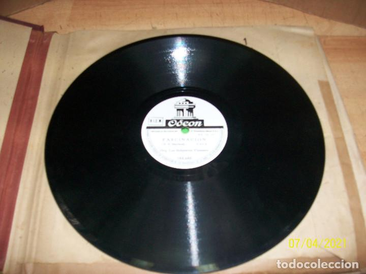 Discos de pizarra: OFERTA- 12 LP DE PIZARRA EN UN ALBUM DE LA VOZ DE SU AMO- VER CANTANTES Y CANCIONES - Foto 4 - 273471488