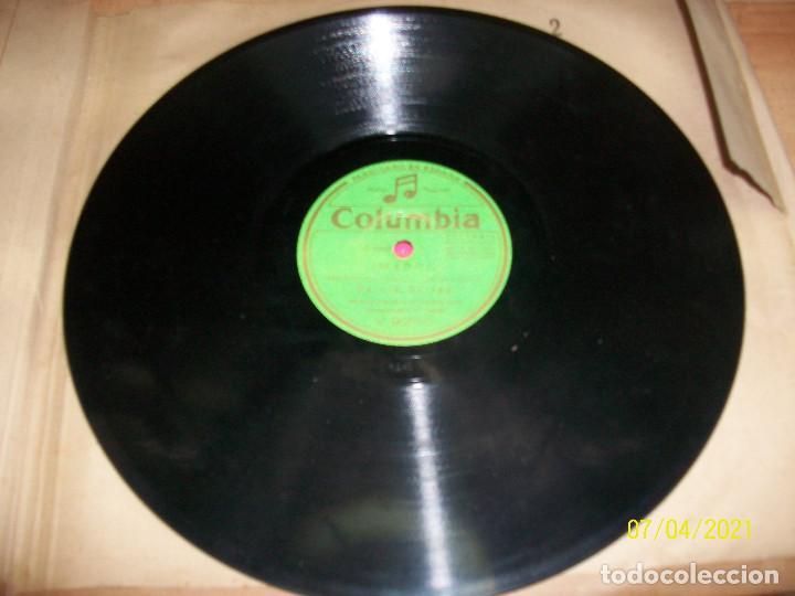Discos de pizarra: OFERTA- 12 LP DE PIZARRA EN UN ALBUM DE LA VOZ DE SU AMO- VER CANTANTES Y CANCIONES - Foto 6 - 273471488
