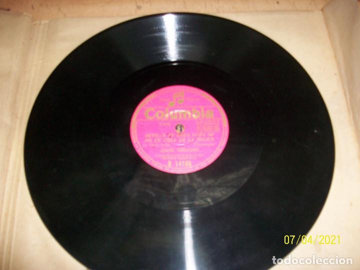 Discos de pizarra: OFERTA- 12 LP DE PIZARRA EN UN ALBUM DE LA VOZ DE SU AMO- VER CANTANTES Y CANCIONES - Foto 8 - 273471488