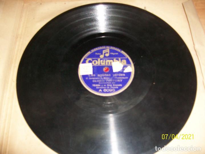 Discos de pizarra: OFERTA- 12 LP DE PIZARRA EN UN ALBUM DE LA VOZ DE SU AMO- VER CANTANTES Y CANCIONES - Foto 10 - 273471488