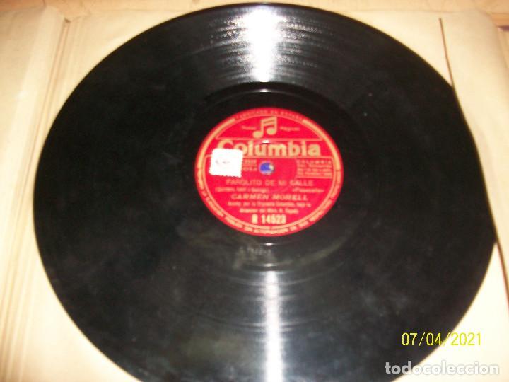 Discos de pizarra: OFERTA- 12 LP DE PIZARRA EN UN ALBUM DE LA VOZ DE SU AMO- VER CANTANTES Y CANCIONES - Foto 12 - 273471488