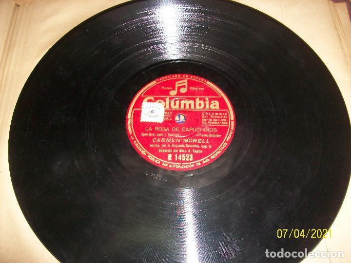 Discos de pizarra: OFERTA- 12 LP DE PIZARRA EN UN ALBUM DE LA VOZ DE SU AMO- VER CANTANTES Y CANCIONES - Foto 13 - 273471488