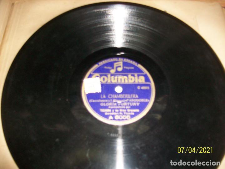 Discos de pizarra: OFERTA- 12 LP DE PIZARRA EN UN ALBUM DE LA VOZ DE SU AMO- VER CANTANTES Y CANCIONES - Foto 15 - 273471488