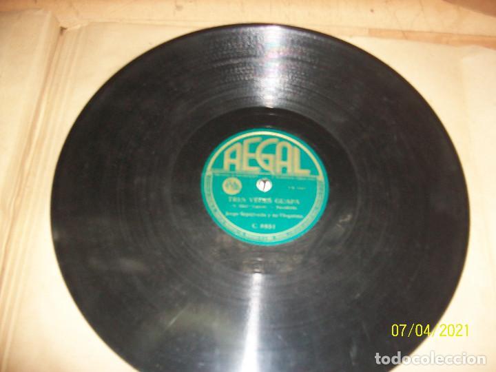 Discos de pizarra: OFERTA- 12 LP DE PIZARRA EN UN ALBUM DE LA VOZ DE SU AMO- VER CANTANTES Y CANCIONES - Foto 16 - 273471488