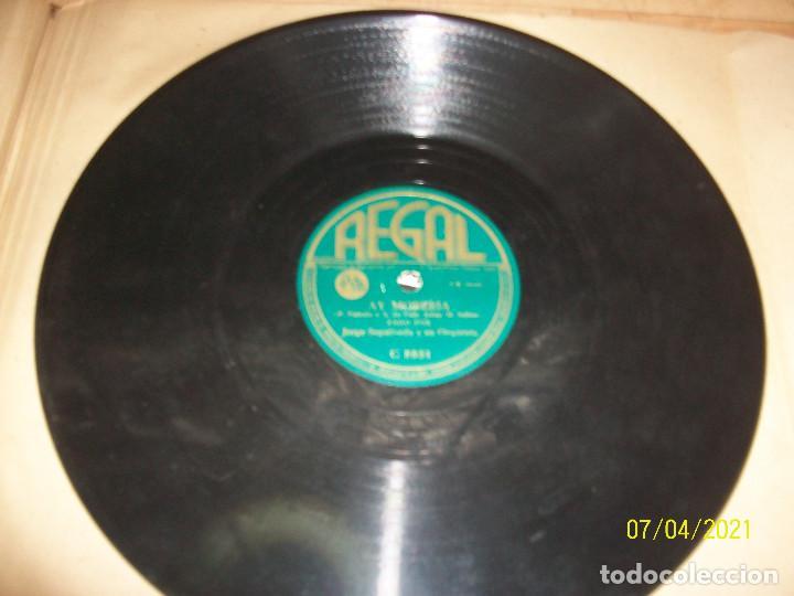 Discos de pizarra: OFERTA- 12 LP DE PIZARRA EN UN ALBUM DE LA VOZ DE SU AMO- VER CANTANTES Y CANCIONES - Foto 17 - 273471488