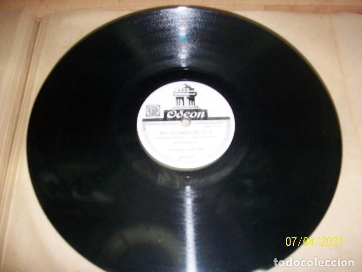 Discos de pizarra: OFERTA- 12 LP DE PIZARRA EN UN ALBUM DE LA VOZ DE SU AMO- VER CANTANTES Y CANCIONES - Foto 18 - 273471488