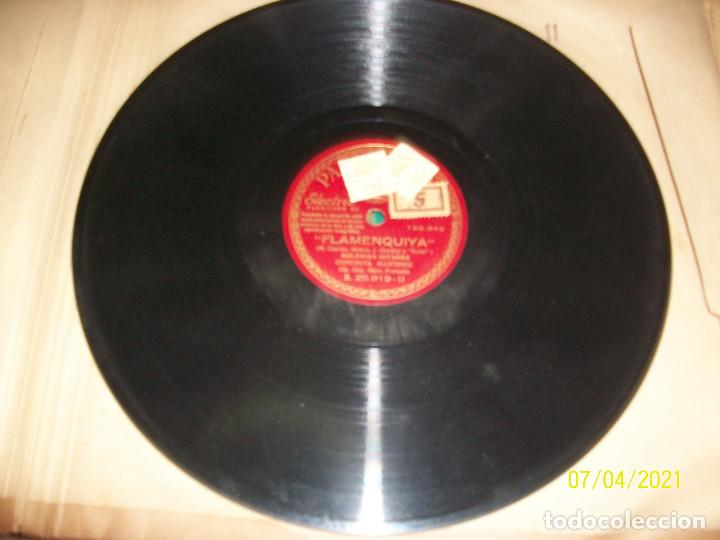 Discos de pizarra: OFERTA- 12 LP DE PIZARRA EN UN ALBUM DE LA VOZ DE SU AMO- VER CANTANTES Y CANCIONES - Foto 24 - 273471488