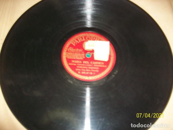 Discos de pizarra: OFERTA- 12 LP DE PIZARRA EN UN ALBUM DE LA VOZ DE SU AMO- VER CANTANTES Y CANCIONES - Foto 25 - 273471488