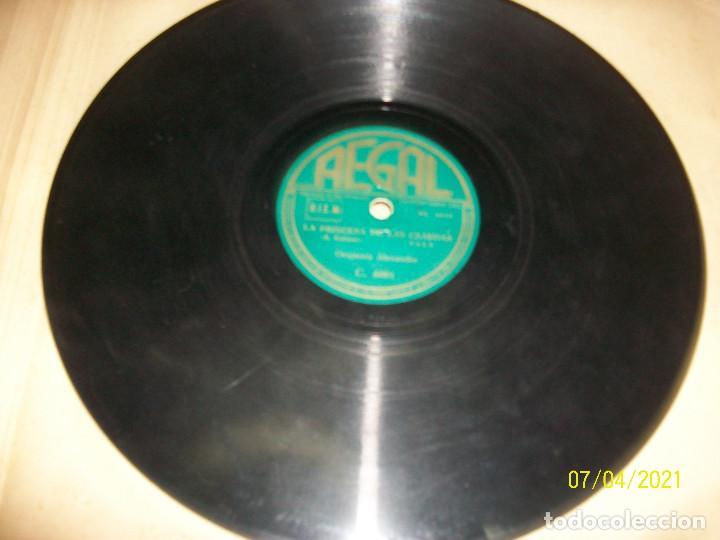 Discos de pizarra: OFERTA- 12 LP DE PIZARRA EN UN ALBUM DE LA VOZ DE SU AMO- VER CANTANTES Y CANCIONES - Foto 26 - 273471488