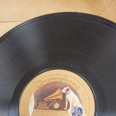 Discos de pizarra: DISCO 78 RPM - SR. MARTÍN - GRAMOPHONE - ZORTZICOS: NO TE OLVIDO / ADIO EUSKAL ERRIARI - PIZARRA. Lote 276561878