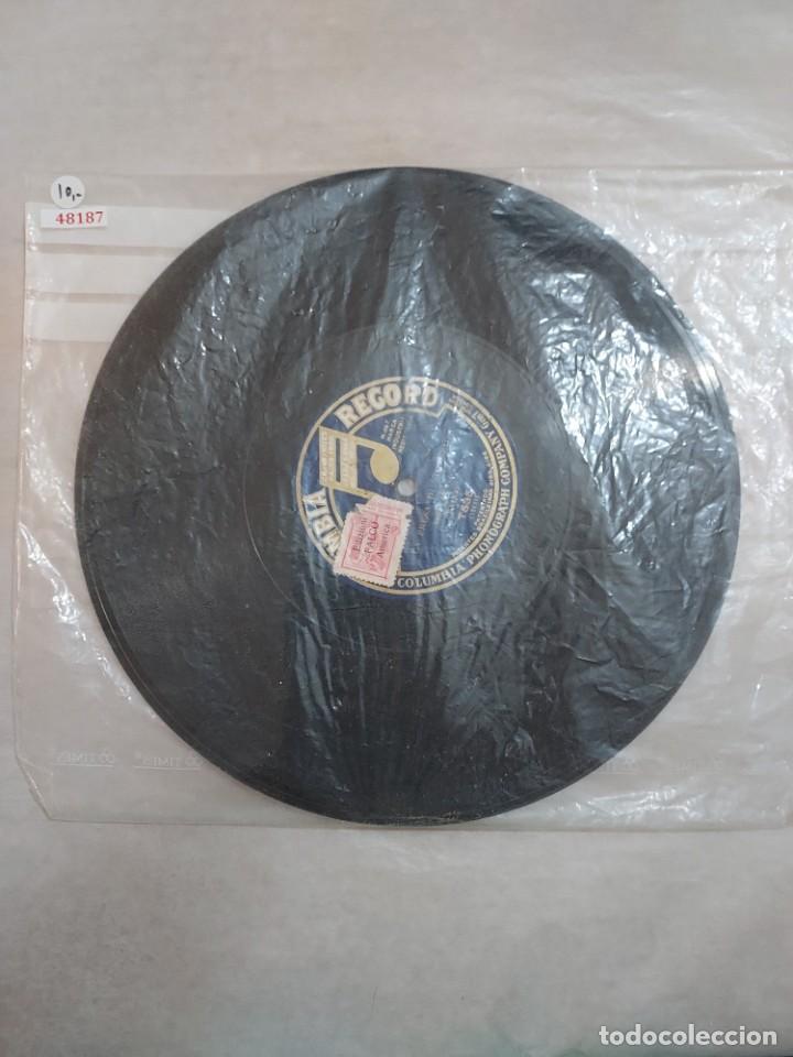48187 - COLUMBIA RECORD - LA PRESA DI SIDI-SEID (Música - Discos - Pizarra - Otros estilos)