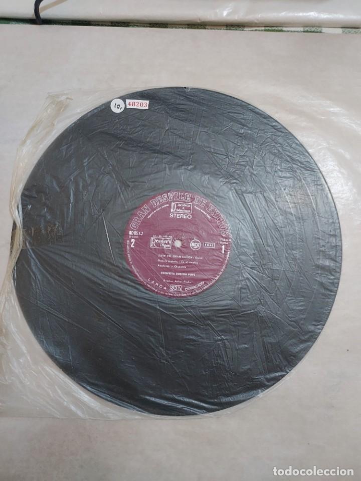 48203 - GRAN DESFILE DE EXITOS - ORQUESTA BOSTON POPS - DISCO 2 (Música - Discos - Pizarra - Jazz, Blues, R&B, Soul y Gospel)