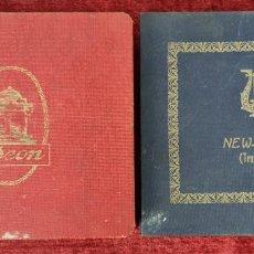 Discos de pizarra: COLECCION DE 18 DISCOS DE PIZARRA. FORMATO SINGLE. ODEONETTE. SIGLO XX.. Lote 276989298