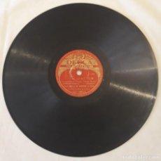 Discos de pizarra: PIZARRA 78 RPM. DECCA RD 40034. DANI KAYE Y ANDREWS SISTER. CIVILIZACIÓN / PAN Y MANTEQUILLA. Lote 277085403