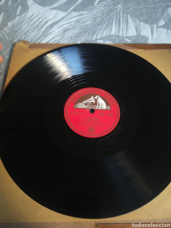 Discos de pizarra: Disco 78Rpm Jussi Bjórling - NESSUN DORMA / LA MATTINATA - Foto 4 - 277527193