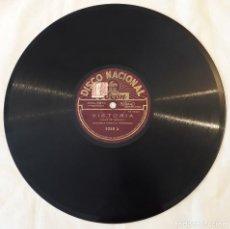 Discos de pizarra: PIZARRA 78 RPM. DISCO NACIONAL 5250 A/B. ORQUESTA TIPICA O.FRESEDO. VICTORIA / SIMPÁTICA MUCHACHITA. Lote 277540208