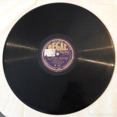 Discos de pizarra: PIZARRA 78 RPM. REGAL. Nº CAT: RS 5523. LA PICARA MOLINERA. DÚO. SELICA PEREZ CARPIO Y M. FERRET. Lote 277540863