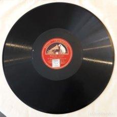 Discos de pizarra: PIZARRA. 78 RPM. DISCO GRAMÓFONO. DB 1171. MARINA / LA BORRACHITA. MIGUEL FLETA Y MATILDE REVENGA. Lote 277542053