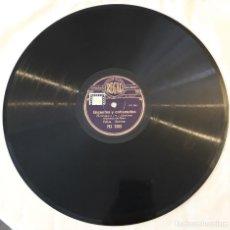 Discos de pizarra: PIZARRA 78 RPM. SELLO: REGAL. Nº CAT: PKX 3009. GIGANTES Y CABEZUDOS. FELISA HERRERO Y CORO.. Lote 277542548