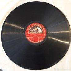 Discos de pizarra: PIZARRA. 78 RPM. DISCO GRAMÓFONO. DB 976. LOHENGRIN - RACONTO / CIGNO LEDEL. MIGUEL FLETA.. Lote 277543053