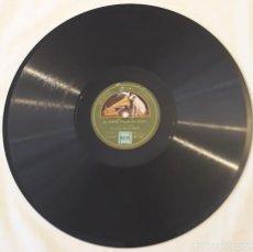 Discos de pizarra: PIZARRA. 78 RPM. DISCO GRAMÓFONO AF 384. ORQUESTA MAREK WEBER. LA BOHEME. SELECCIÓN PARTE I Y II. Lote 278477523