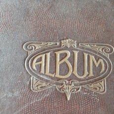 Discos de pizarra: ALBUM DISCOS ANTIGUOS DE PIZARRA. Lote 278966458