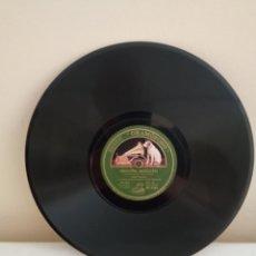 Discos de pizarra: DISCO FLAMENCO DE PIZARRA JOSÉ CEPERO. Lote 279515558