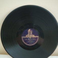 Discos de pizarra: DISCO DE PIZARRA DE FLAMENCO ANTONIO MOLINA. Lote 279521948