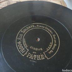 Discos de pizarra: 78 RPM HIMNO CATALÁN. Lote 282062408
