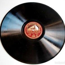 Discos de pizarra: DISCO PIZARRA 78 RPM. Lote 283382778