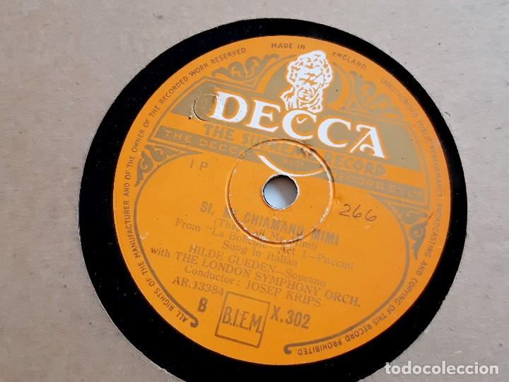Discos de pizarra: DISCO PIZARRA 78 RPM - Foto 3 - 283383528