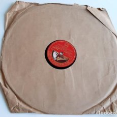 Discos de pizarra: DISCO PIZARRA 78 RPM. Lote 283383918