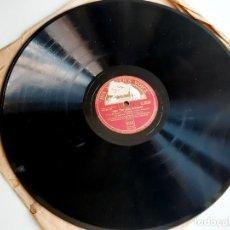 Discos de pizarra: DISCO PIZARRA 78 RPM. Lote 283384373