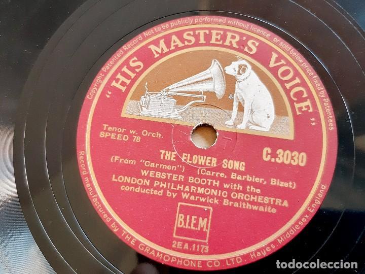 Discos de pizarra: DISCO PIZARRA 78 RPM - Foto 3 - 283384373