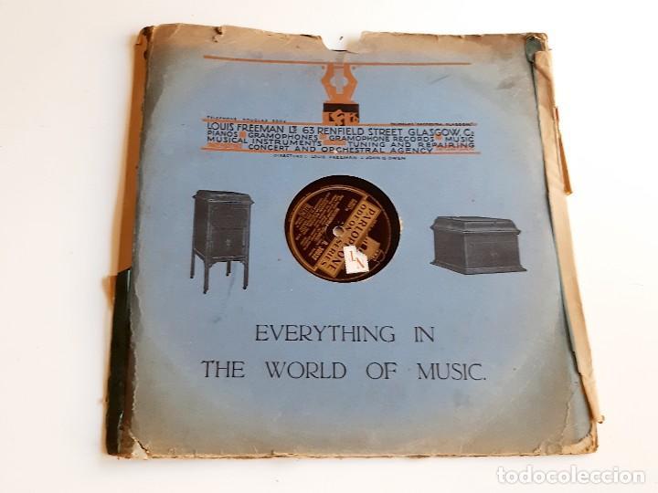 DISCO PIZARRA 78 RPM (Música - Discos - Pizarra - Otros estilos)