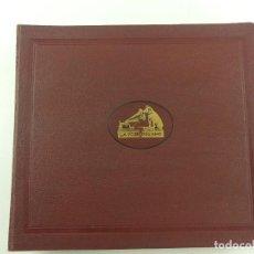Discos de pizarra: EXCELENTE LOTE COLECCIÓN DE DISCOS DE PIZARRA- DISTINTOS TIPOS DE MÚSICA - 14 UND.. Lote 284733748