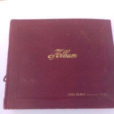 Discos de pizarra: ALBUM CON 12 DISCO DE PIZARRA DE FLAMENCO. Lote 286268128